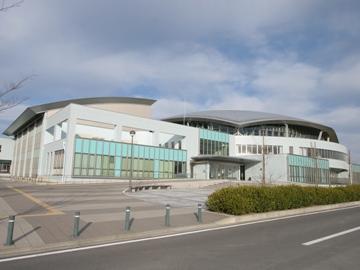 親水公園総合体育館 | 愛西市